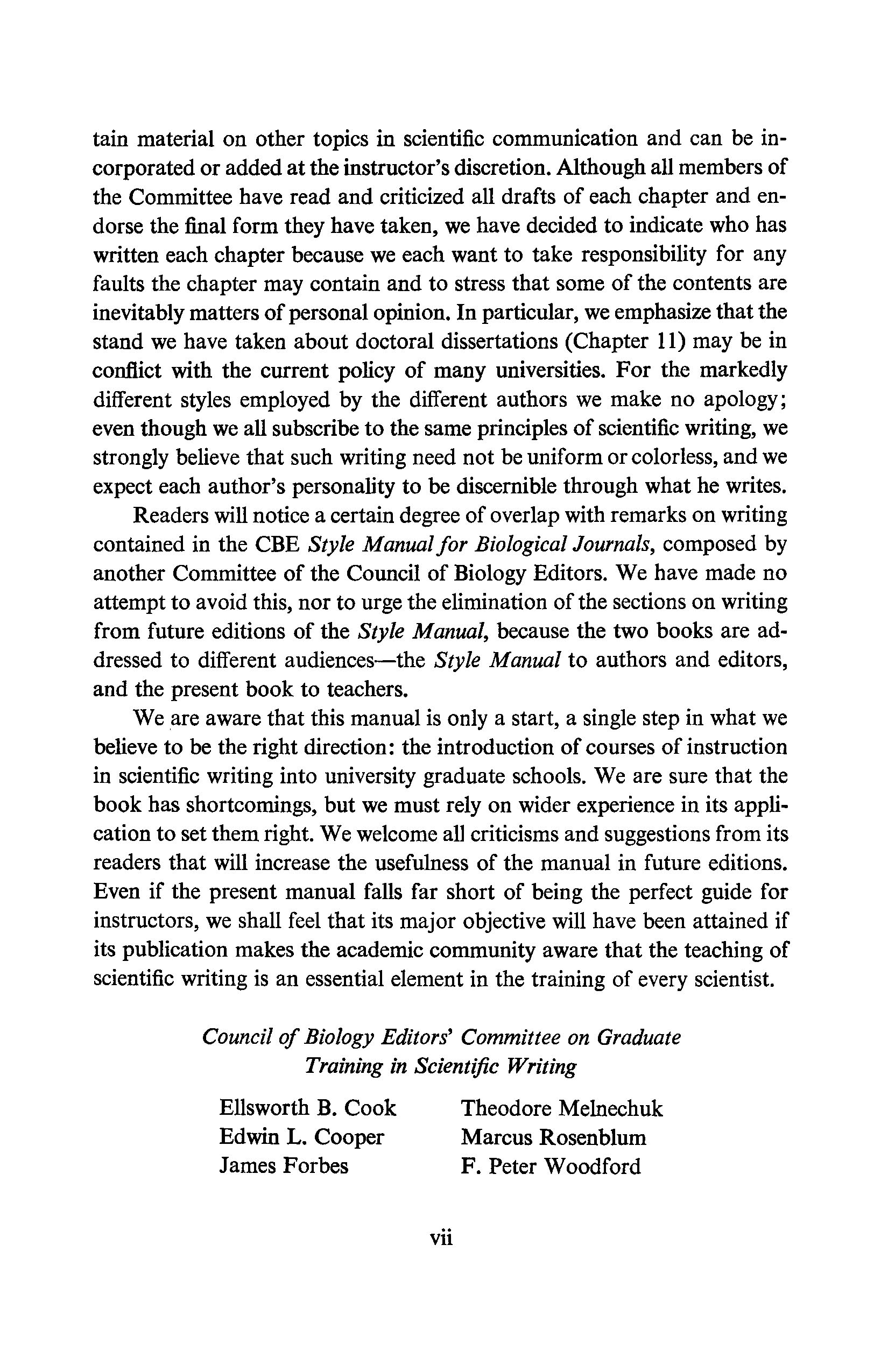 scientific writing for graduate students The science of scientific writing is a thoroughly detailed and important article about scientific writing from the journal american scientist you will find practical advice on how (literally) to put sentences together and walk along with the authors as they methodically generate seven practical maxims for good science writing.